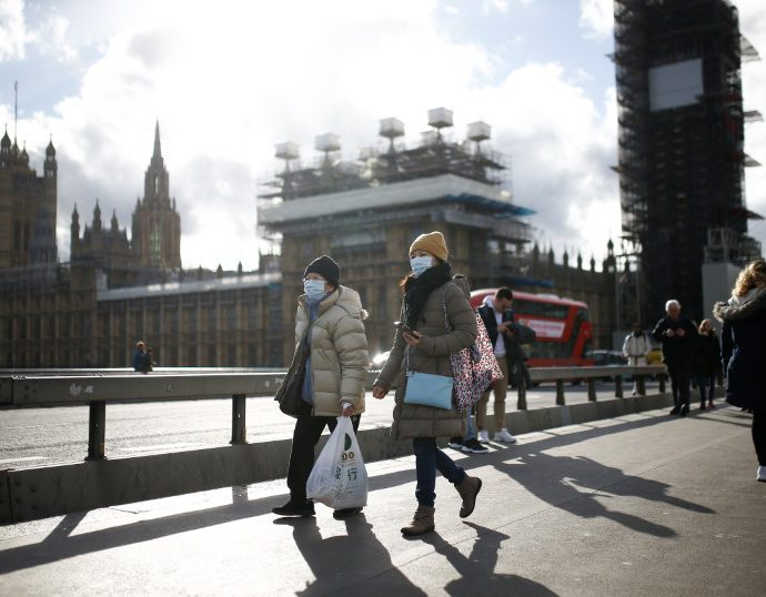UK parliament set to close for at least four weeks on Wednesday