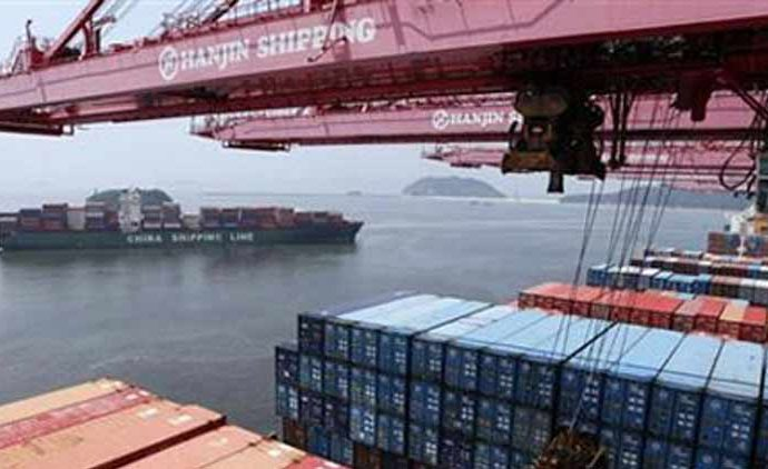 Exports see nearly 50% jump to $33 bn in June; trade deficit at $9.37 bn