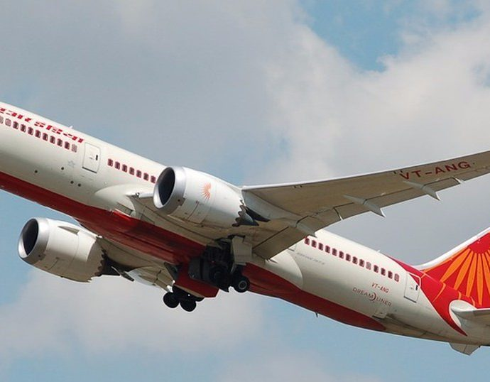 Air India's engineers launch nationwide protest against 45% salary cut